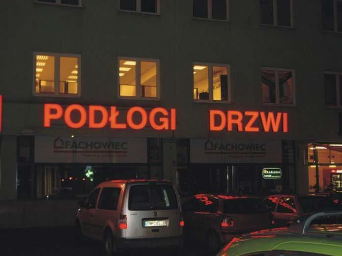 Produkcja szyldów we Wrocławiu