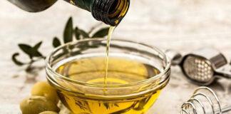 Zużyty olej w restauracji