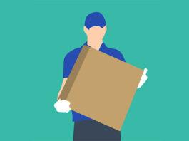 Jak zamówić kuriera bez wychodzenia z domu